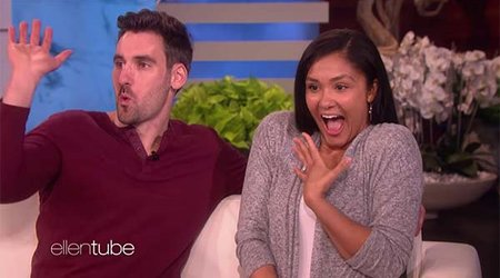 Missouri Man Delivers Surprise Proposal to 'Ellen' Superfan With Help From the Host